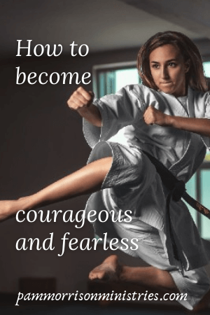 how to build courage