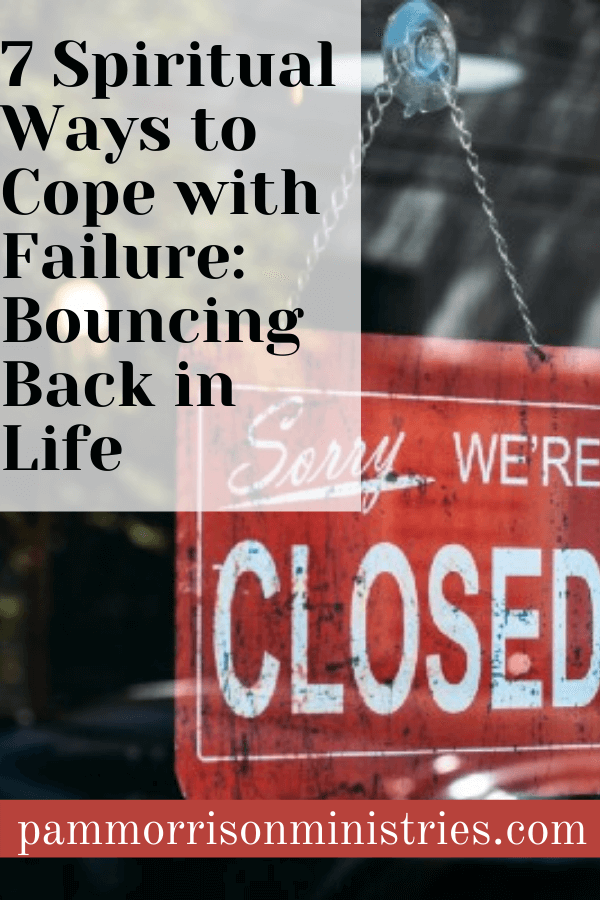 cope with failure