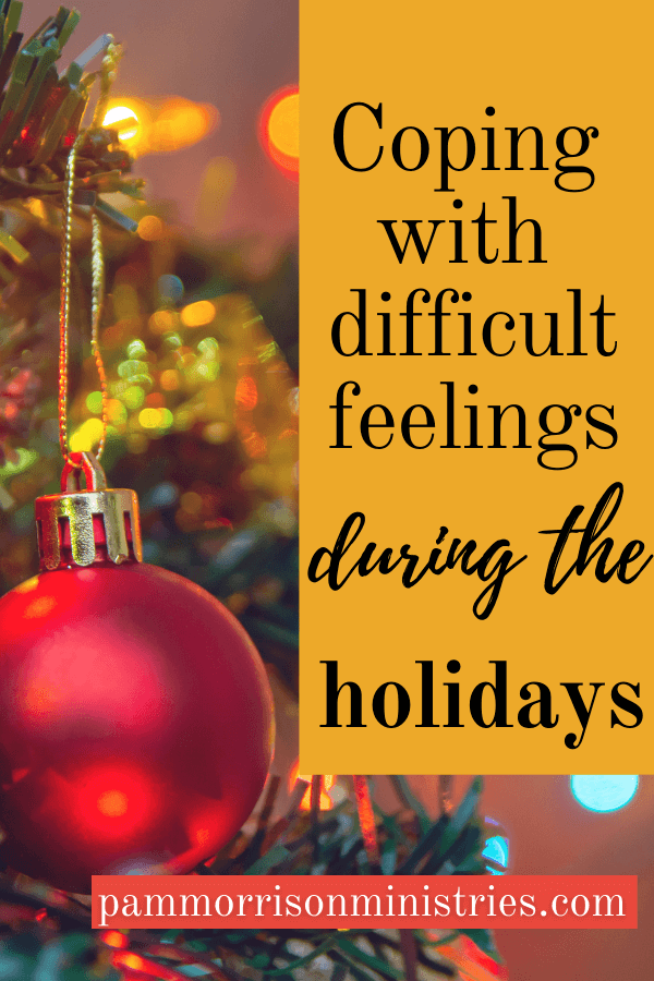 overcoming grief and stress