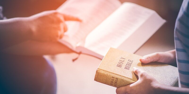 what really matters in life according to the bible