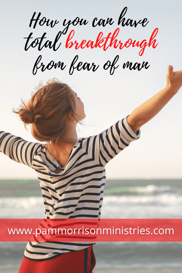 fear of man is a snare