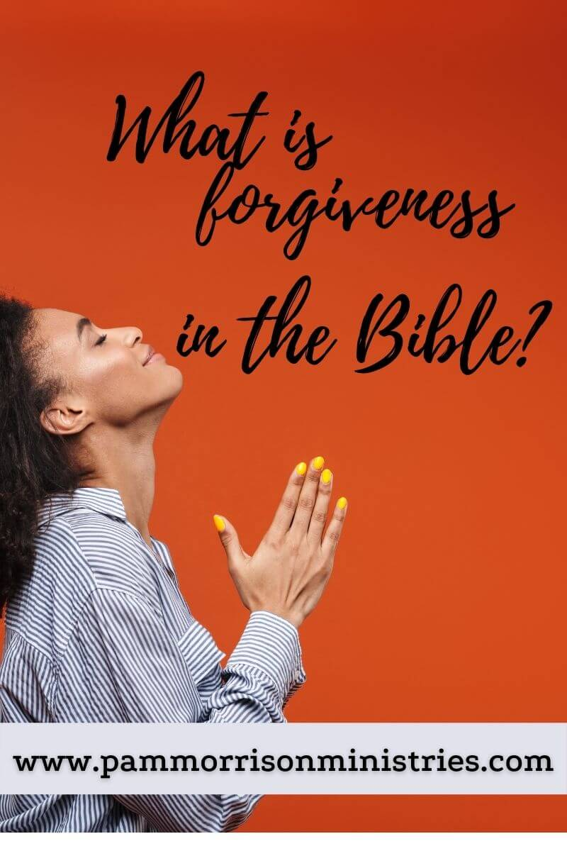 What is forgiveness in the Bible