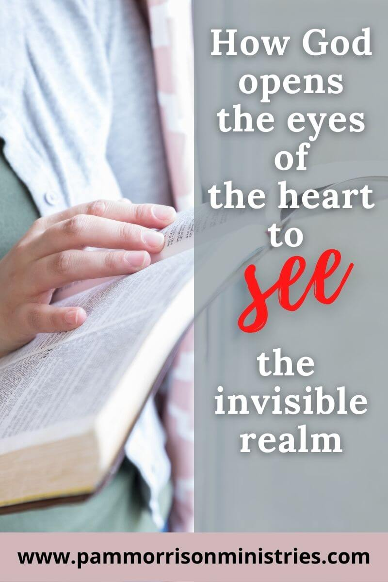 how god opens the eyes of the heart